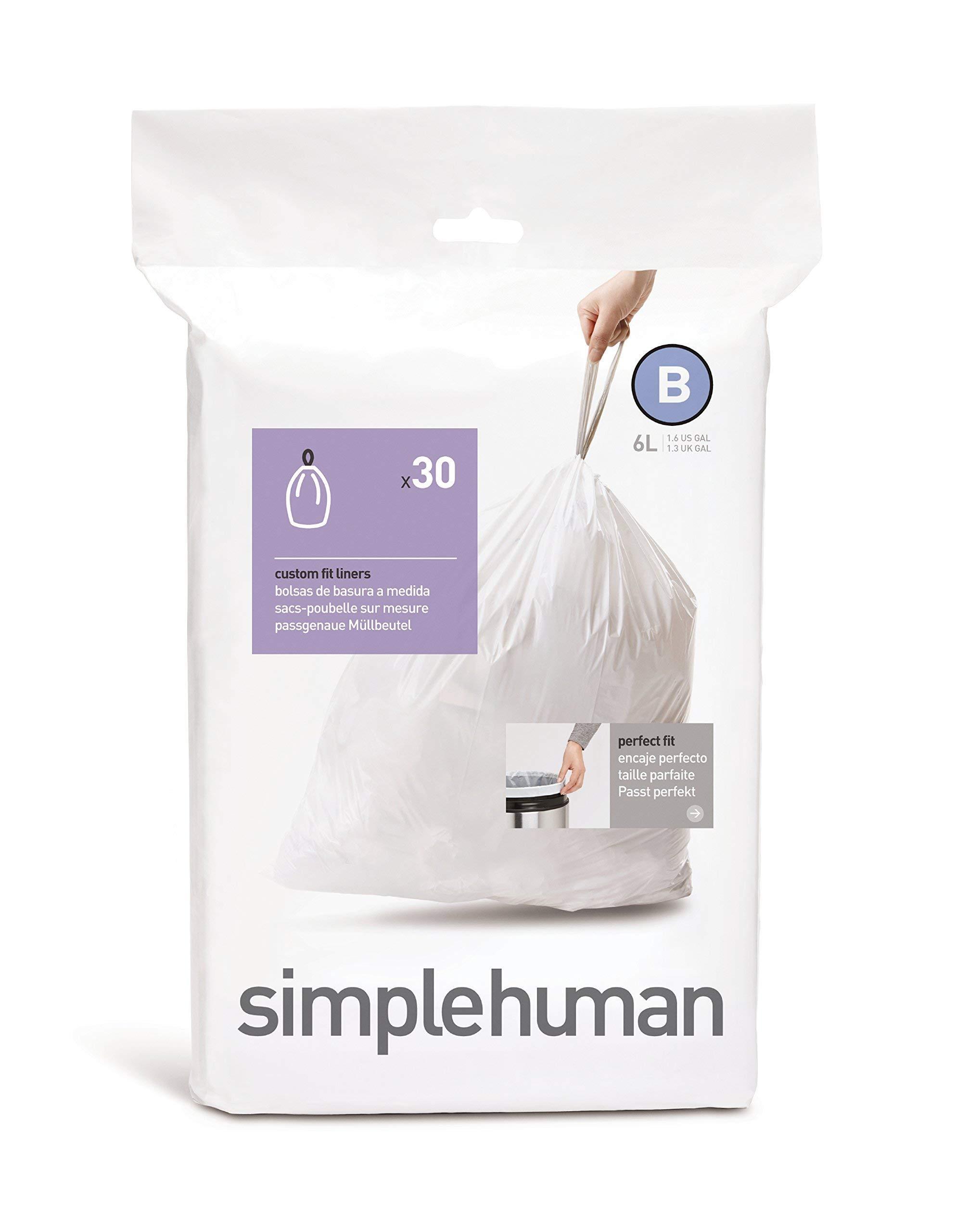 simplehuman CW0161 - Bolsa para Cubo de Basura product image