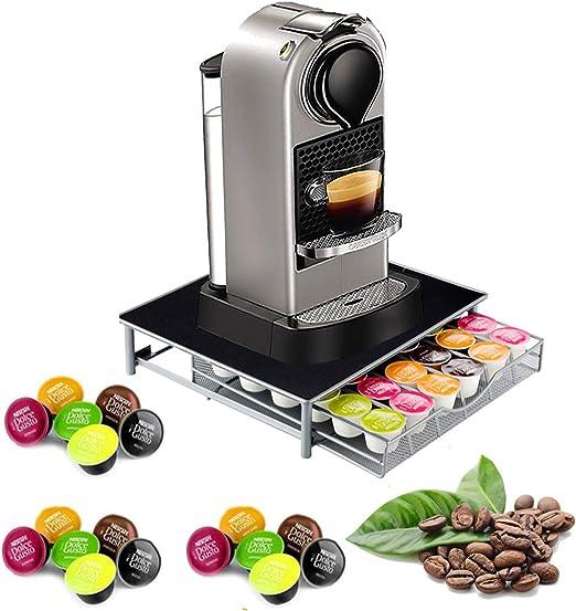 Soporte para máquina de café con cápsulas y soporte de ...