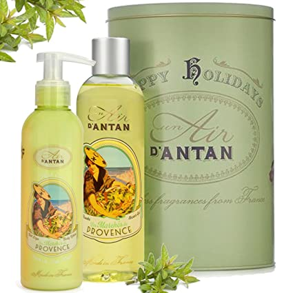 Un Air dAntan® Caja Belleza Provence Mujer,1 Gel de Ducha ...