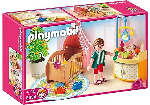 14 opinioni per Playmobil 5334- Incantevole Cameretta per I Più Piccoli