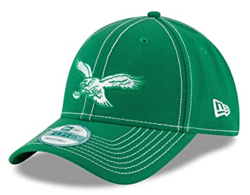 big sale 49e26 9baae Image Unavailable. Image not available for. Color  Philadelphia Eagles  Snapback New Era 9Forty 4th Down Cap ...