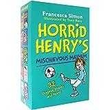 Horrid Henry Mischievous Mayhem - 10 Book Box Set
