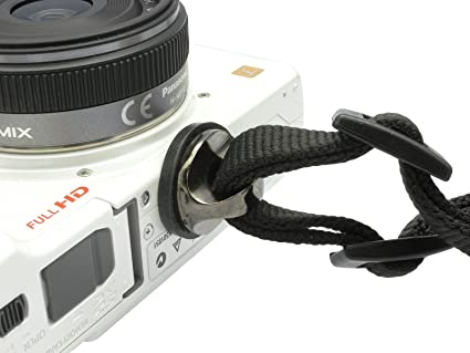 Panasonic Lumix DMC-FZ70 Neck Strap Lanyard Style Adjustable With Quick-Release.