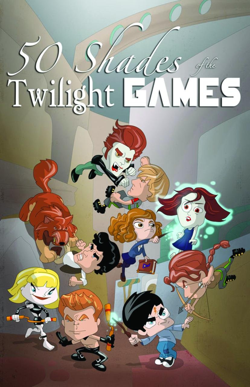 50 Shades of the Twilight Games PDF