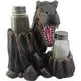 """""""Din-O-Saur"""" T-Rex Head Salt And Pepper Shaker #244"""
