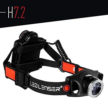 LEDLENSER H7R.2 Rechargeable Headlamp Camping & Outdoor