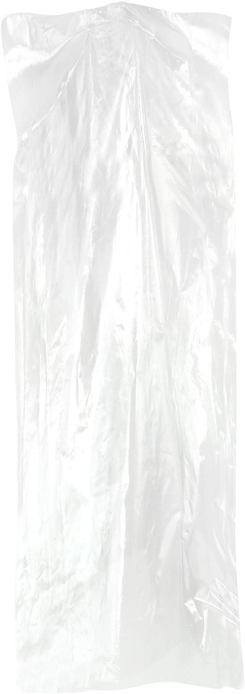 Hangerworld Lot de 30 Housses de V/êtements Pressing 152cm