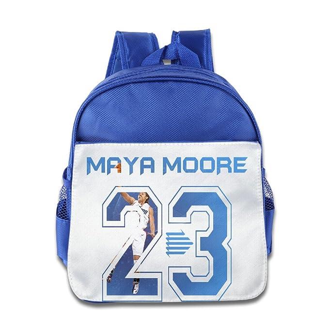 Amazon.com: Mooy Maya Moore Baloncesto bebé Boys Girls ...