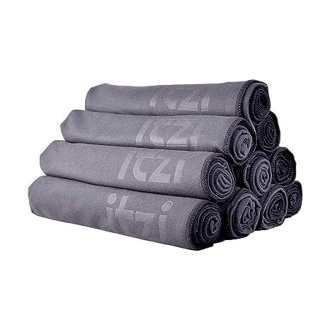 ITZI TOWELS - Toallas de lujo de 260 g/m² de tacto suave súper absorbentes