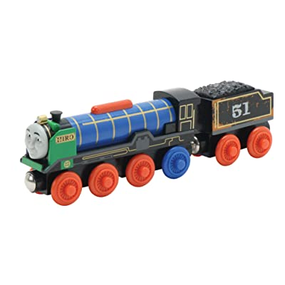 Thomas And Friends Wooden Railway - Patchwork Hiro: Toys & Games
