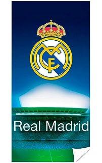 Real Madrid Toalla de Baño y Playa de Microfibra. 70x140 cm. RM171111