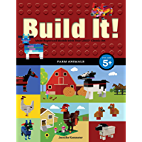 Build It! Farm Animals: Make Supercool Models with Your Favorite LEGO® Parts (Brick Books)