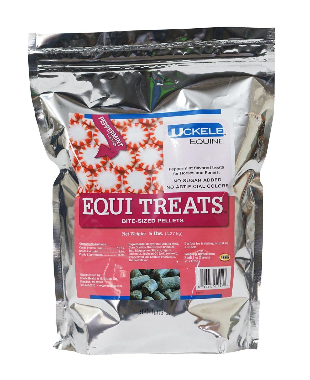 Uckele Equi Treats 5 lb Peppermint 050.000519