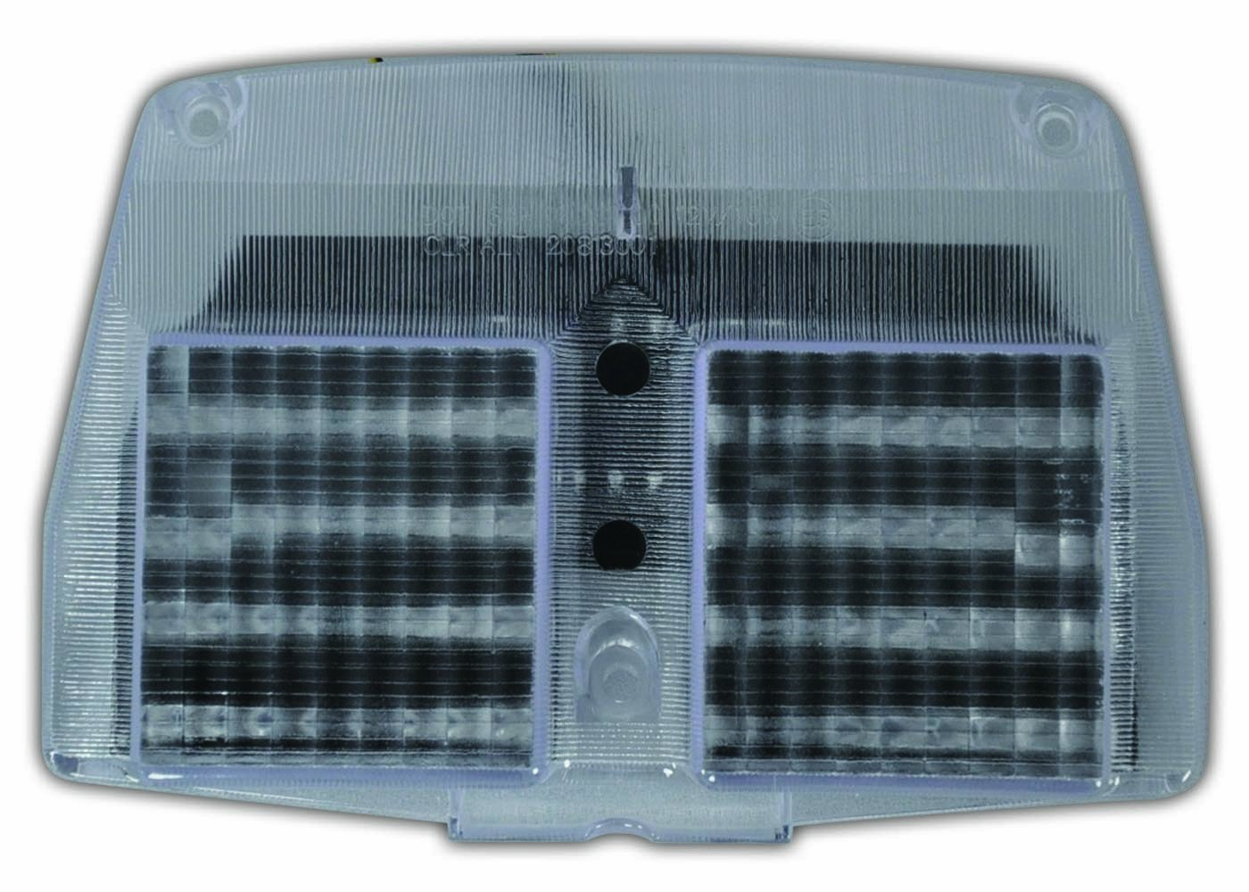 TZD-020-INT Top Zone Clear Integrated Tail Light