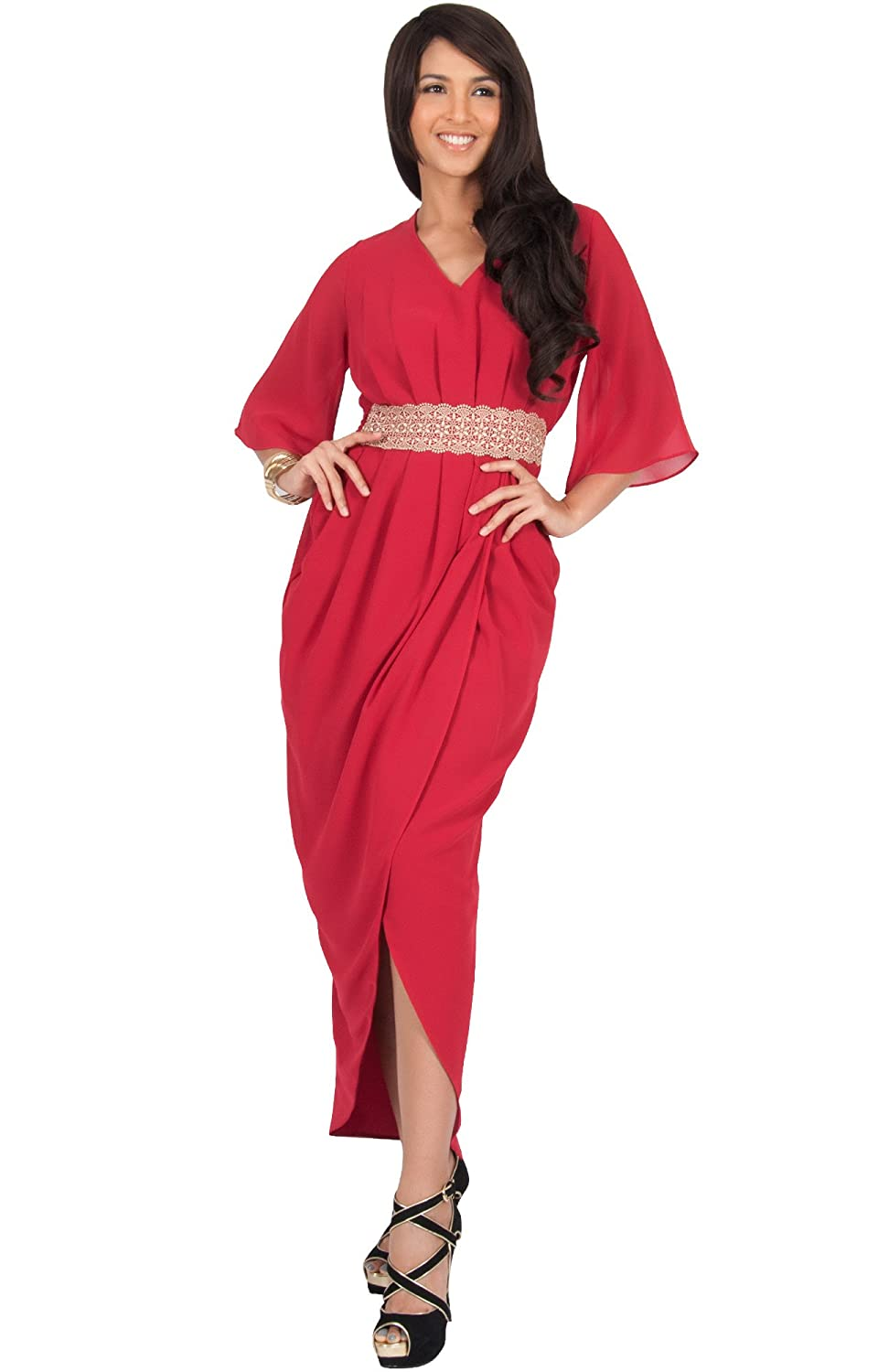 621dbb0da99b6 GARMENT CARE - Hand or machine washable. Can be dry-cleaned if desired.  PLUS SIZE - This great maxi dress design is also available in plus sizes.