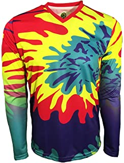 Geko Sports Twister II Tie Dye Goalkeeper Jersey