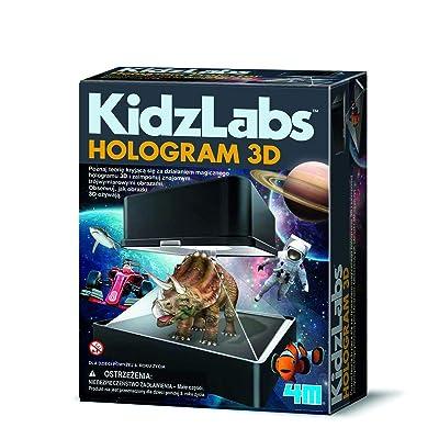 4M- Kidzlabs Proyector Holográfico, (403394): Juguetes y juegos