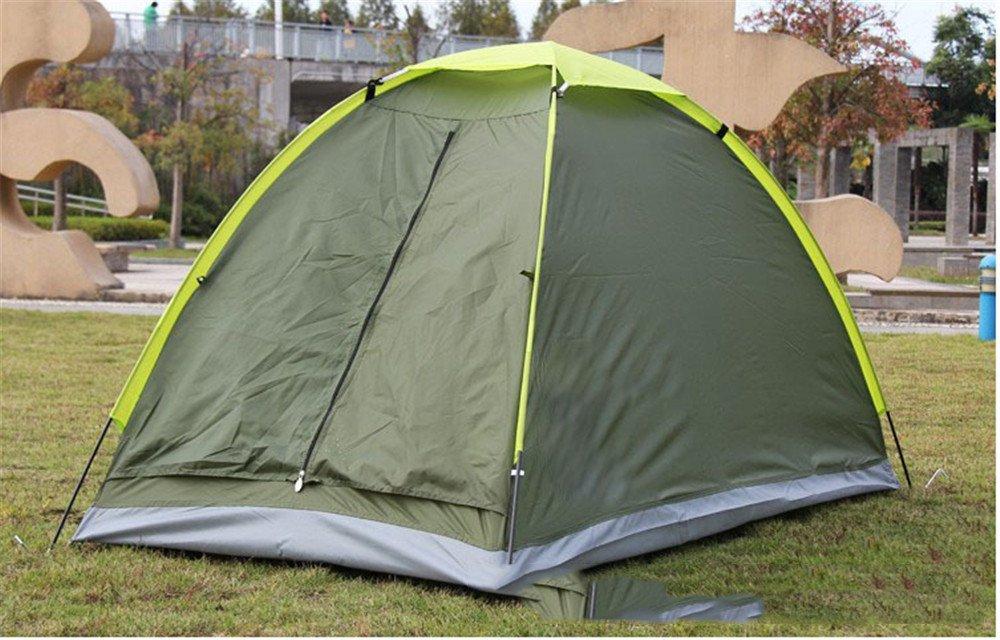 HONEYY Outdoor Zelte Single Camping Zelt Single Layer Feld Zelt Outdoor Produkte Ultra-Light 200  100  100 cm Zelt