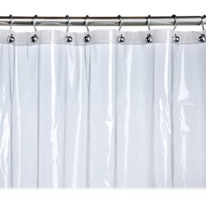 Amazon BigKitchen At Home With Meijer Clear Stall Shower