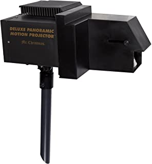 Amazon.com: Mr. Christmas Lightshow Projector with Motion and 20 ...