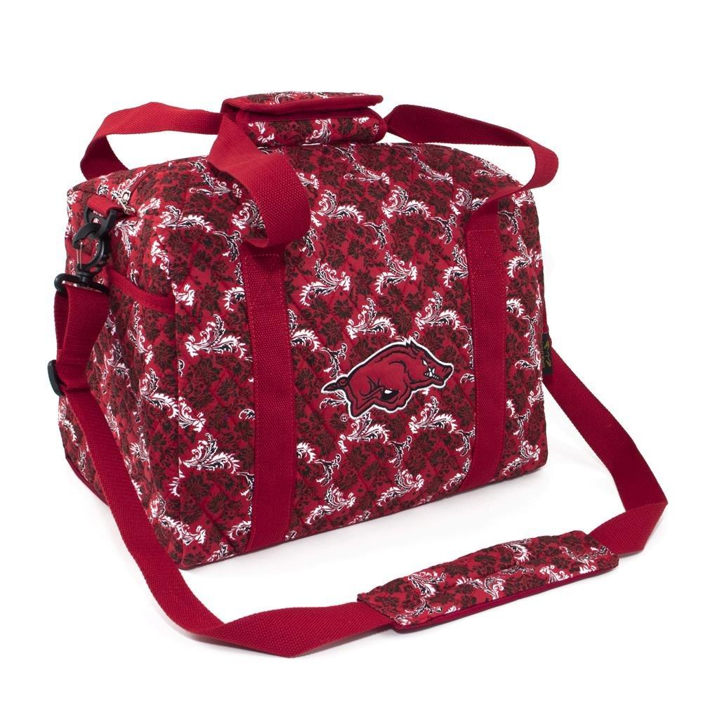 Eagles Wings NCAA Arkansas Razorbacks Women's Mini Duffle Bag, One Size, Multicolor