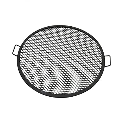 Sunnydaze Fire Pit Cooking Grill, X-Marks BBQ Grate, 30 Inch - Amazon.com : Sunnydaze Fire Pit Cooking Grill, X-Marks BBQ Grate, 30