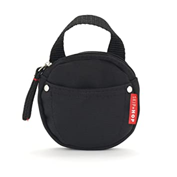 Skip Hop Triple Bottle Bag Black
