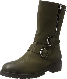 SPM Damen Blackfish Ankle Biker Boots: : Schuhe