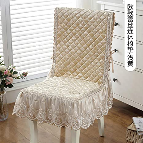 Amazon.com: SS&LL - Cojín para silla de oficina de una sola ...