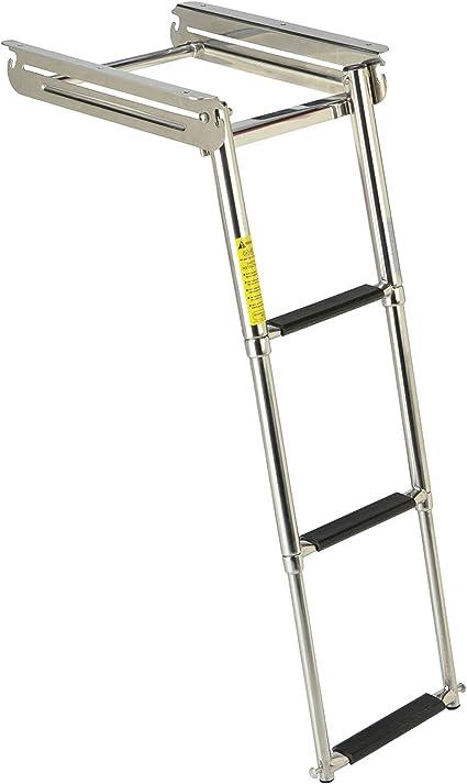 Garelick Eez In 19643 01 Under Platform Sliding Ladder Sports Outdoors
