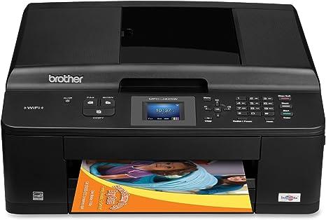 Brother MFC-J425W Multifuncional Inyección de Tinta 33 ppm 6000 x ...