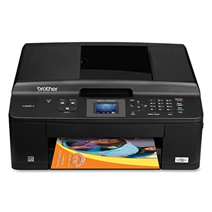 Brother MFC-J5910DW Printer/Scanner 64x