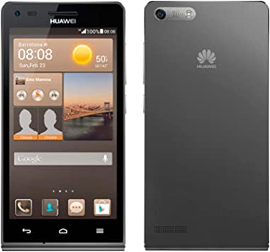Huawei Ascend G6-Smartphone Libre Android (Pantalla 4.5