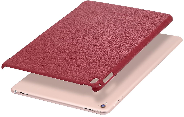 新作人気 StilGut Cover 本革 Apple Apple iPad iPad Pro (9.7インチ)ケース スマートキーボード対応 レッド レッド Red B01DBVRXIQ, ミハラシ:3207ac80 --- a0267596.xsph.ru