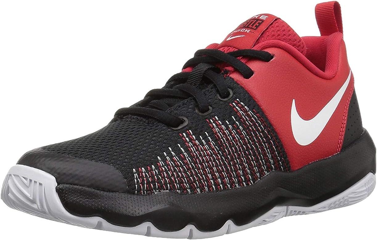 Nike Team Hustle Quick (GS), Zapatillas de Baloncesto para Niños ...