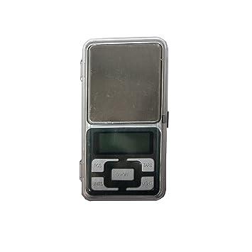 Báscula balanza Precisión Digital Bolsillo 0,1-200 GRAMOS PESO