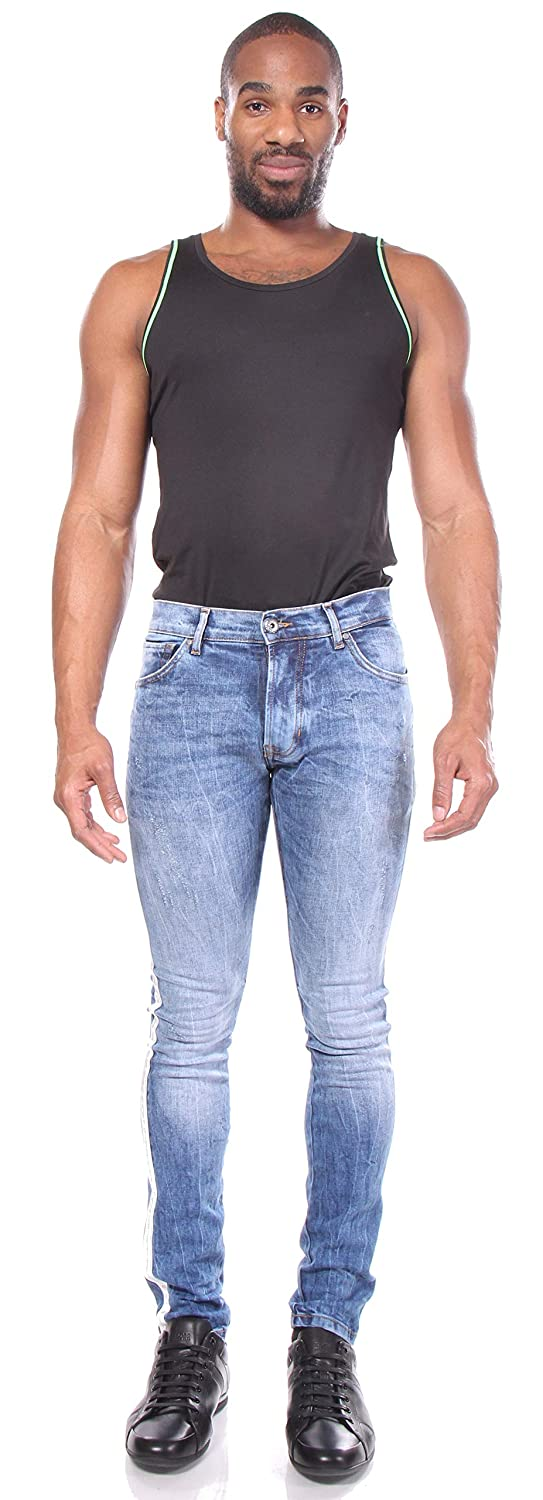Low Rise Skinny Jeans
