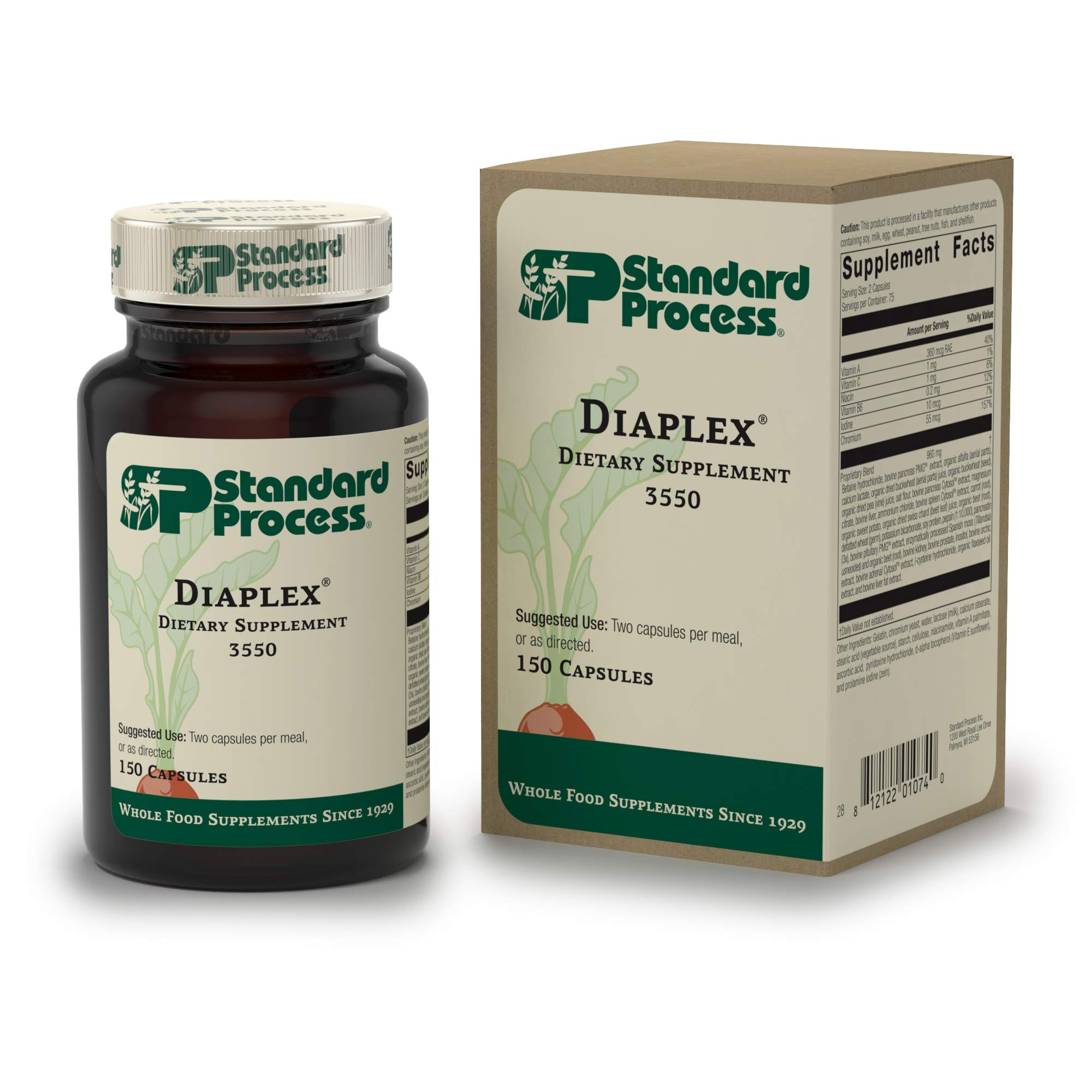 Amazon Standard Process Livaplex Supports Healthy Liver And