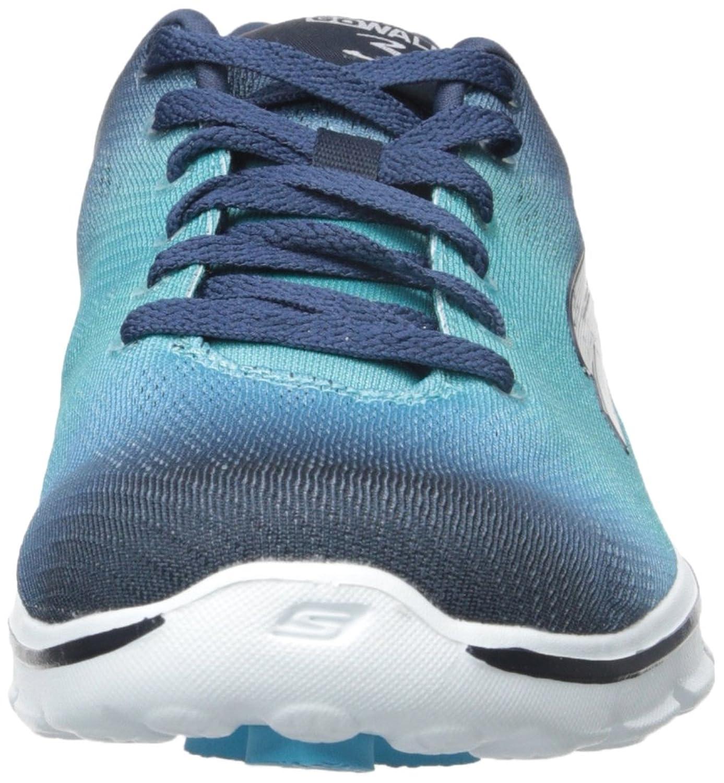 Amazon.com | Skechers Performance Women's Go Walk 3 Lace-Up Walking Shoe |  Fashion Sneakers