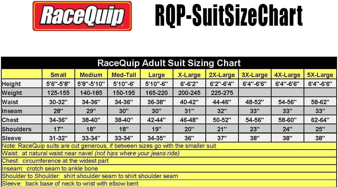 RaceQuip SFI 3.3 FR Underwear BTM SML Black