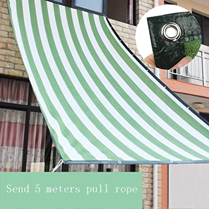 Tarps Shade Net Awning Balcony Patio Gardening Supplies Edge Grinding  Encryption Shade Insulation There Is A
