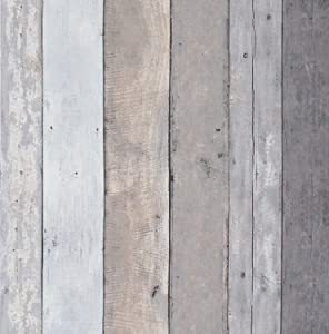 78.7''x17.7''Contact Paper Wood Gray Shiplap Blue Contact Paper Wood Peel and Stick Wallpaper Removable Purple Colorful Self Adhesive Wallpaper Wood Texture Shelf Drawer Liner Wall Covering Vinyl Roll