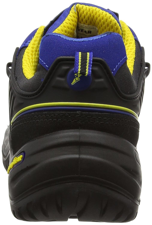 Goodyear Gyshu740 - Zapatos de seguridad, Unisex, color Negro, talla 45 EU: Amazon.es: Industria, empresas y ciencia