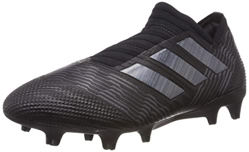 7e0260076f1 adidas Men s Nemeziz 17+ 360agility Fg Sneakers Black Size  6 UK