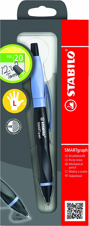 スタビロ シャープペン スマートグラフ 0.7mm 右手用 キウィ 1822-3-1 B0075M5PCE キウイ|R キウイ