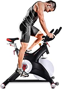 Sportstech SX500 Bicicleta Estática Profesional con Control de ...