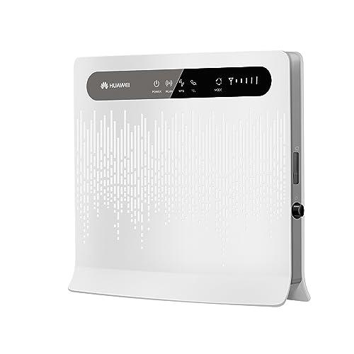 Huawei B593s-22 blanc Routeur 4G LTE 150 mégabit/s WiFi débloqué