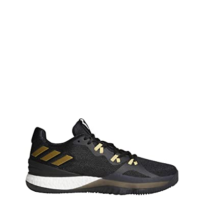 adidas Crazy Light Boost 2020 Black/White/CRB Basketball Shoes (DB1070): Shoes