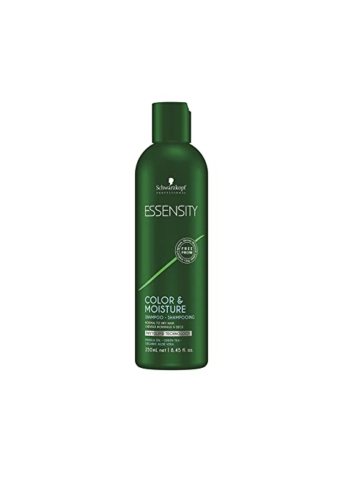 Schwarzkopf Professional Essensity Color & Moisture Champú - 250 ml