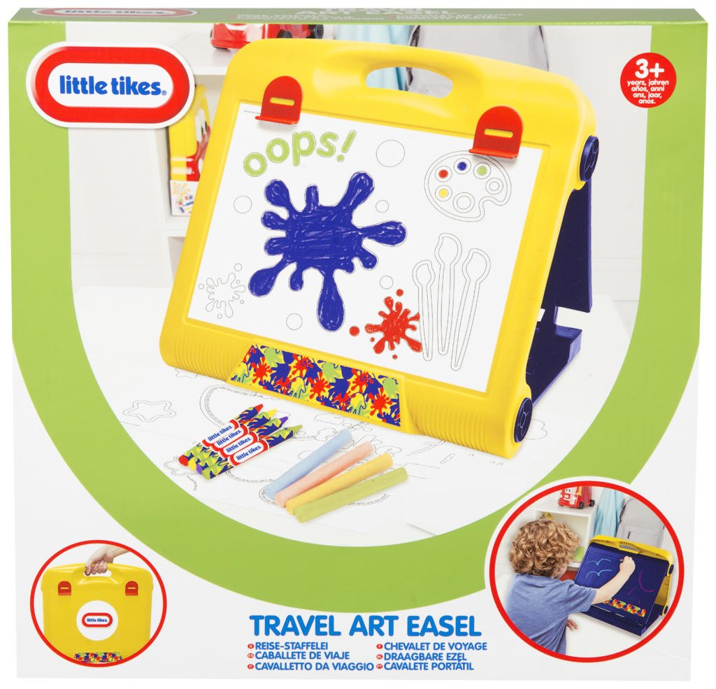 Little Tikes Travel Art Easel